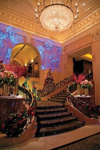 The Peninsula Hotel Christmas in New York