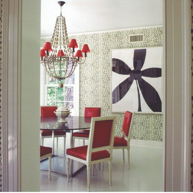 miles redd design dining room