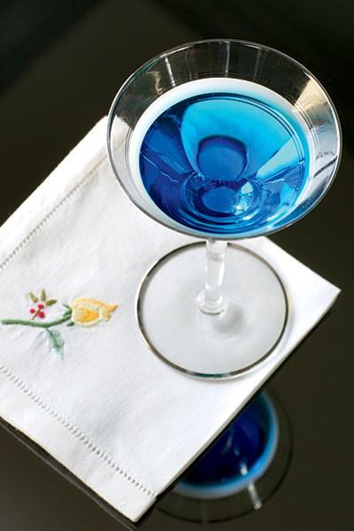 The Wallis Blue