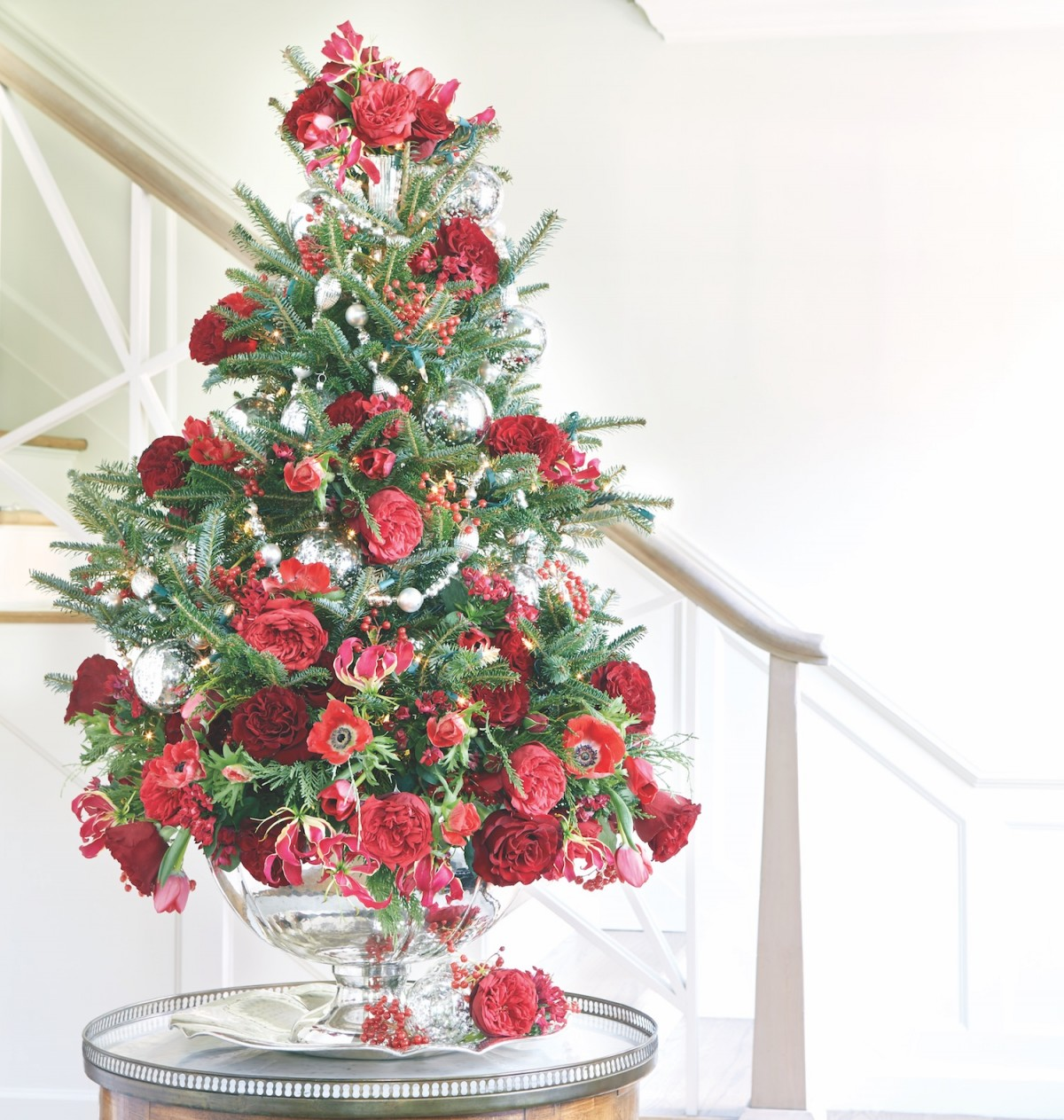 Party Ready Tabletop Christmas Tree