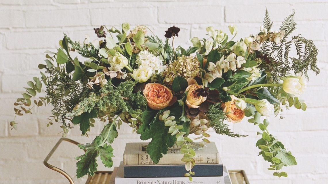 jaclyn journey, fragrant arrangement