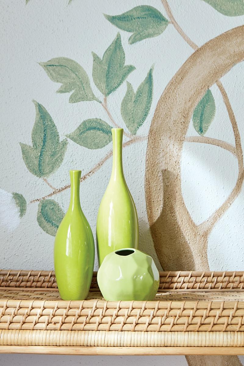 Spring Greens Vases Flower Magazine Home Amp Lifestyle