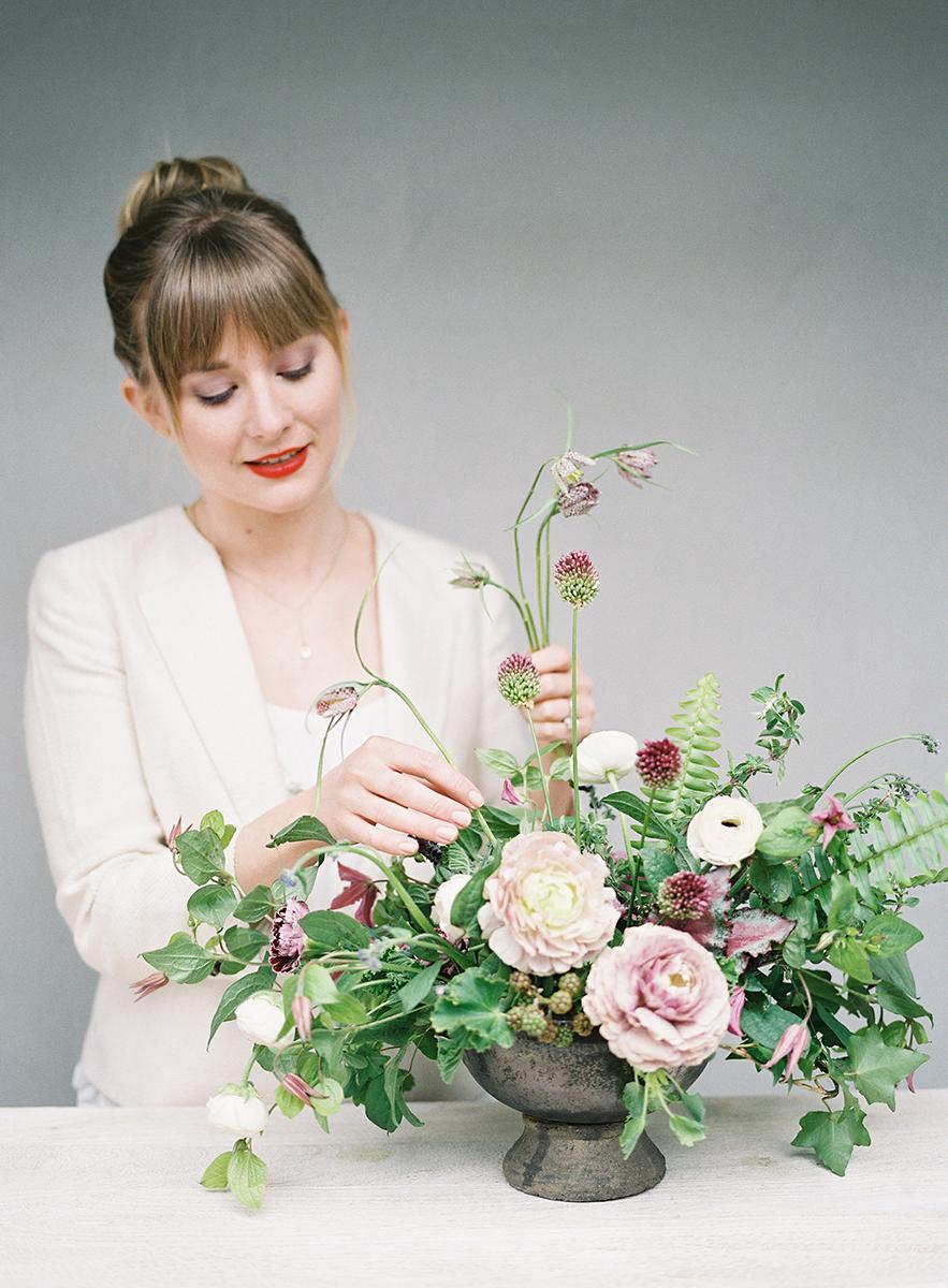 Kelly Perry of Philosophy Flowers