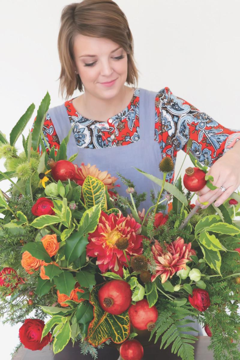 define fruitful fruit arrangements