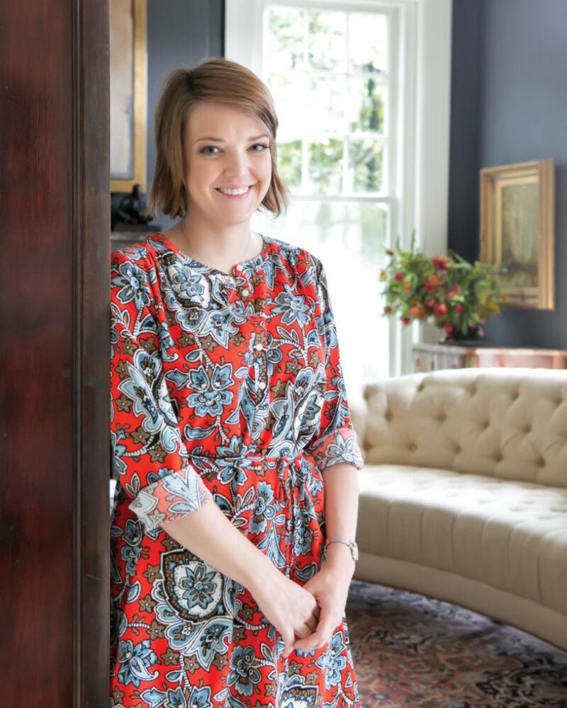 floral designer Emily Kennedy