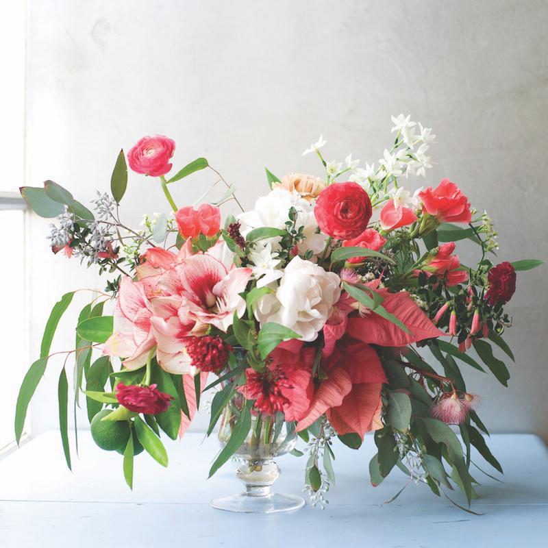 Christmas Flowers Flower Magazine Luxury Lifestyle Magazine