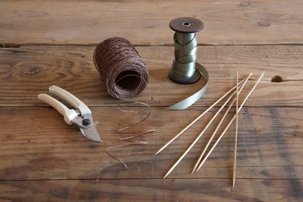 wreath-making tools