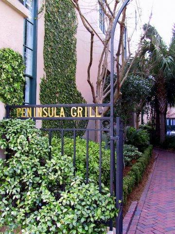 insider guide charleston Peninsula Grill