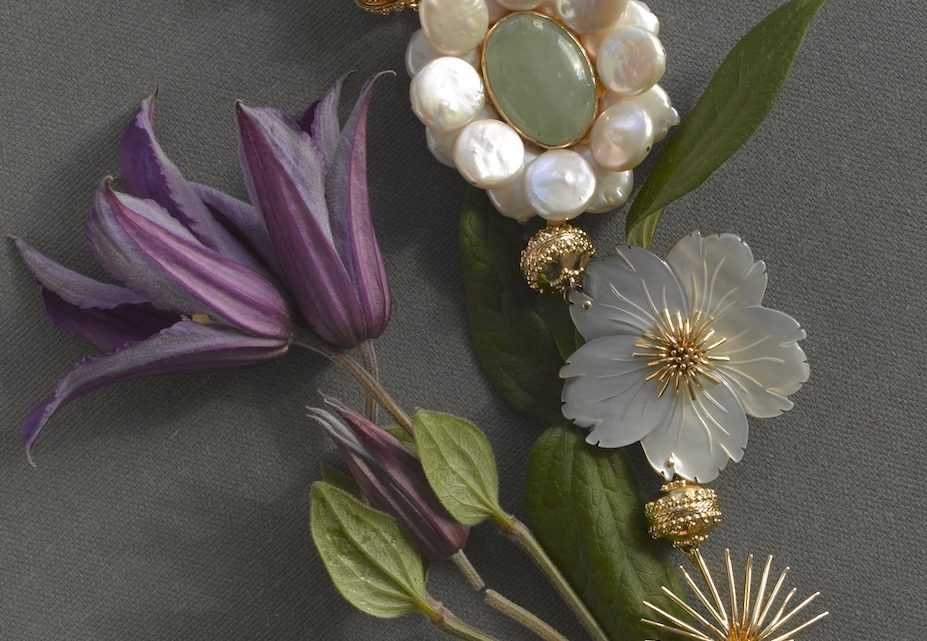 botanical jewelry