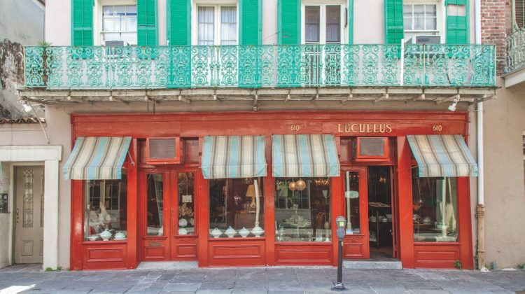 best shopping in new orleans