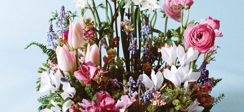 francoise weeks spring arrangements