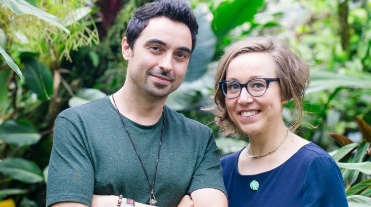 Judith de Graaff and Igor Josifovic