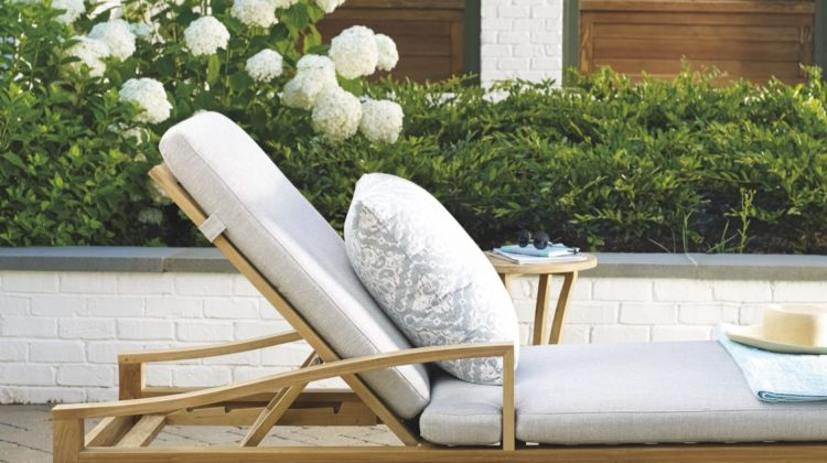 chic patio furniture