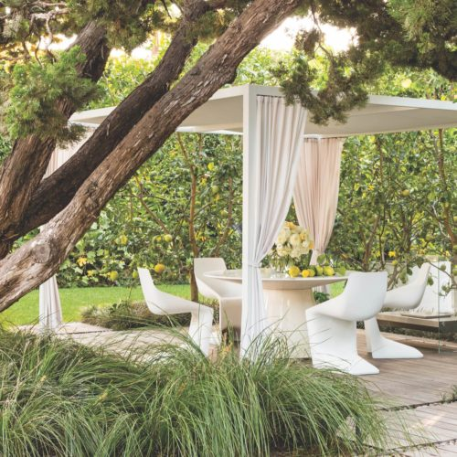 outdoor living style