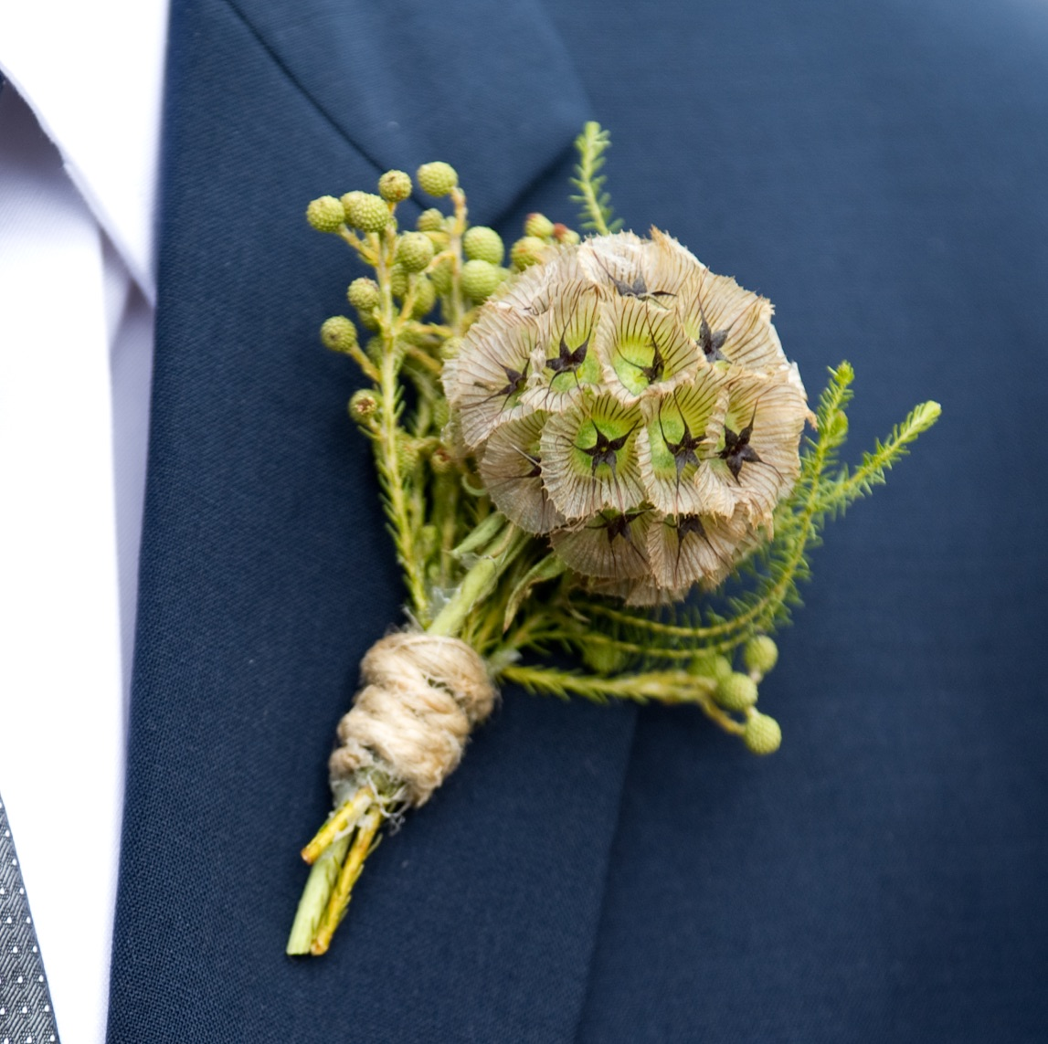 A Bounty Of Boutonnieres Flower Magazine