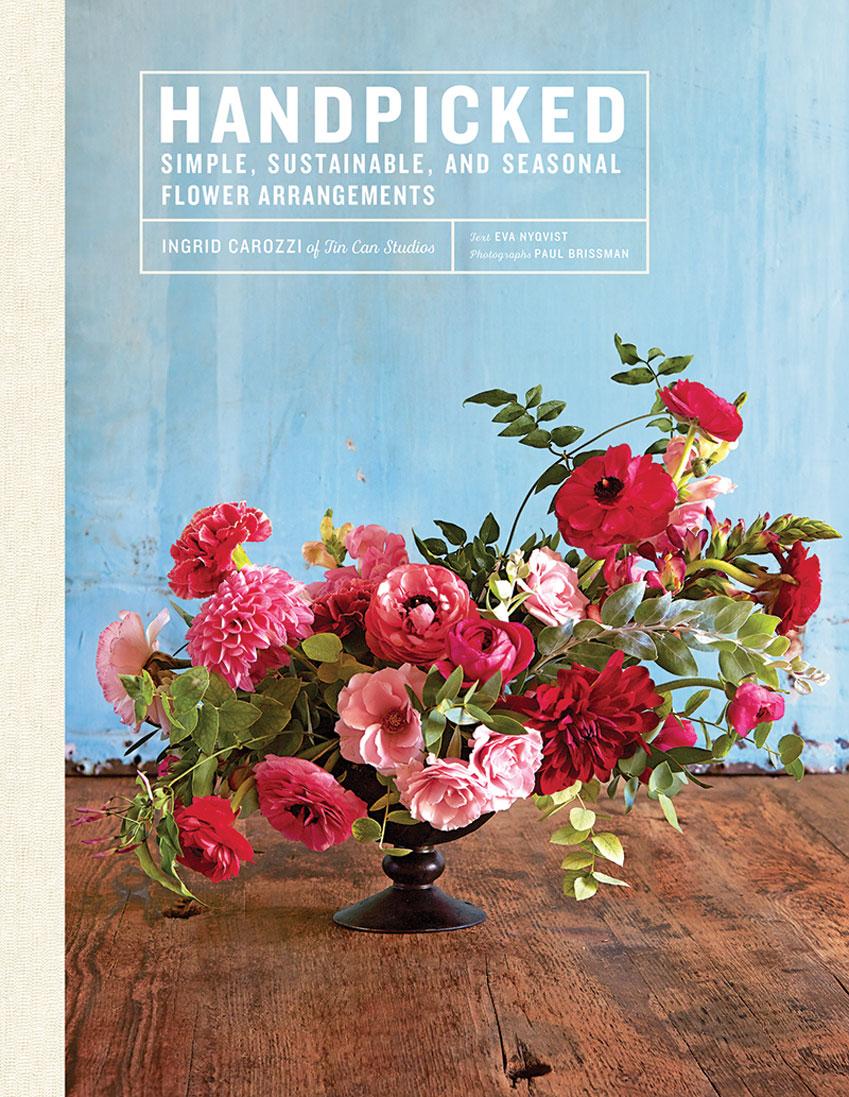 ingrid carozzi, handpicked book cover