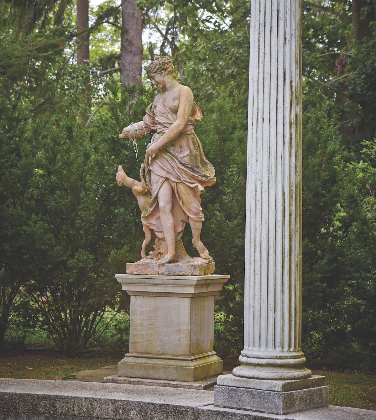 Old Garden Statue: A Guide To Garden Statuary