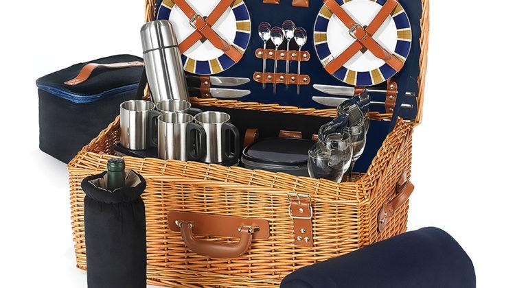 posh picnic gear