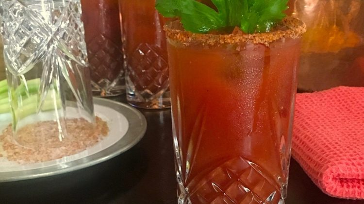 classic bloody mary recipe, martie duncan