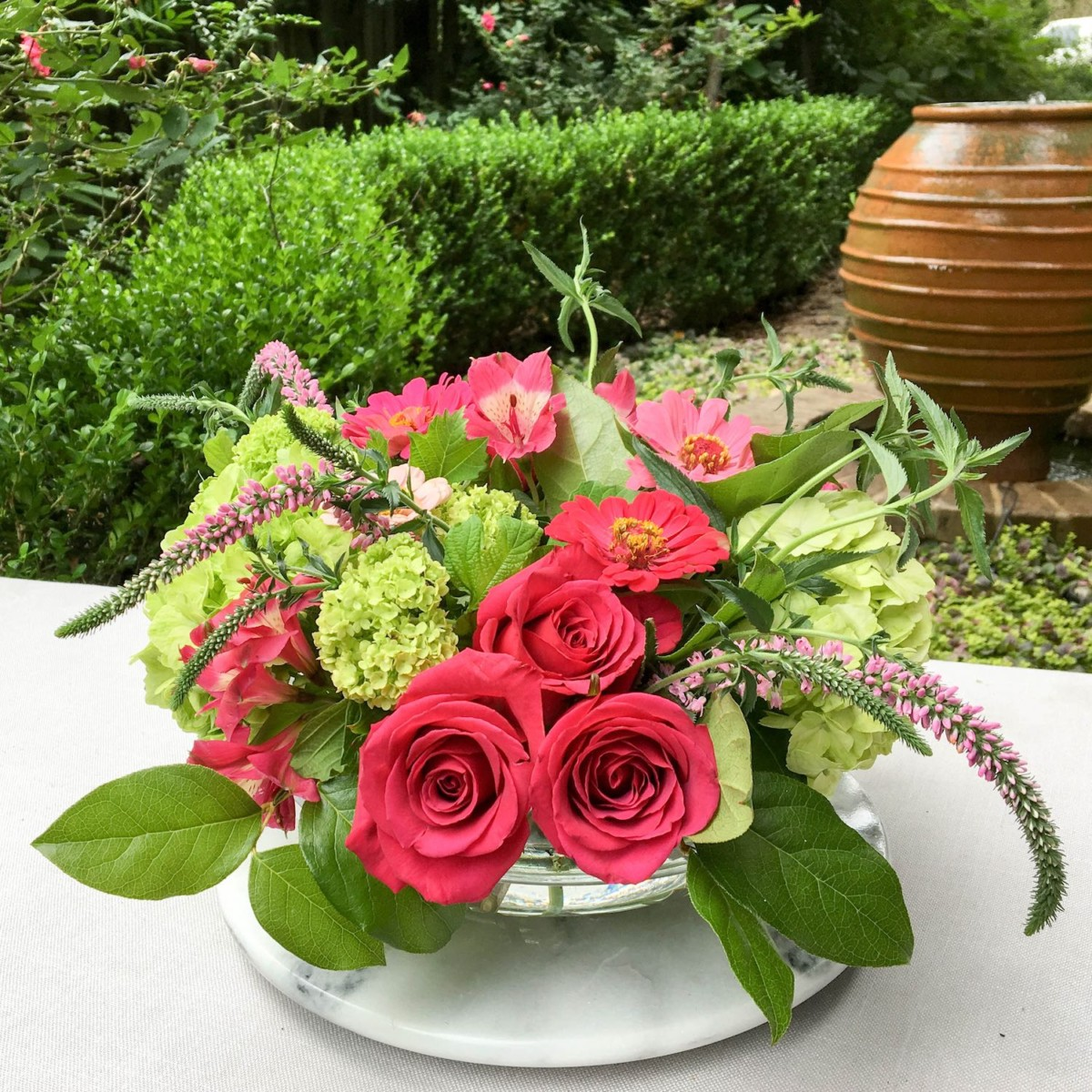 Pics Of Flower Arrangements summer flower arrangements - flower magazine | home & lifestyle