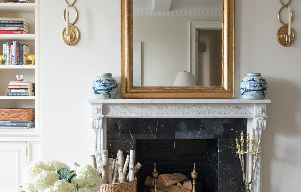 decorating with antiques, allison hennessy