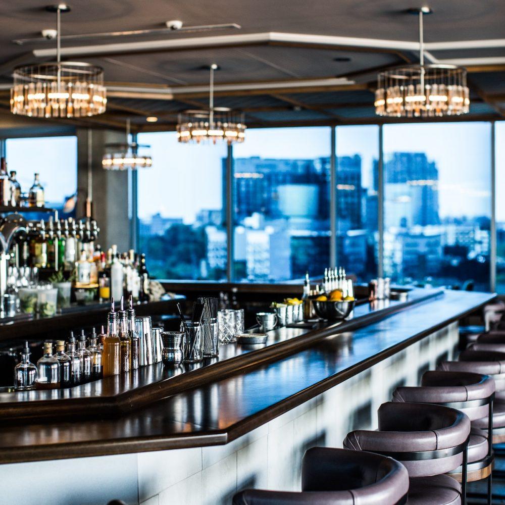 nashville rooftop bar, best bars in nashville