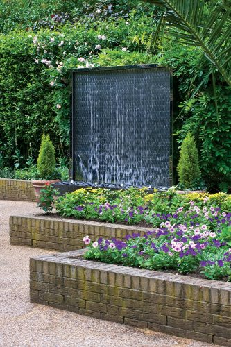 David Harber fountain
