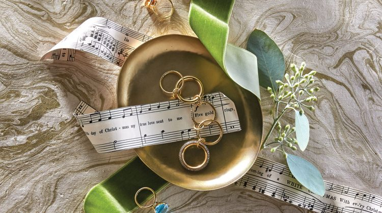 holiday jewelry gifts