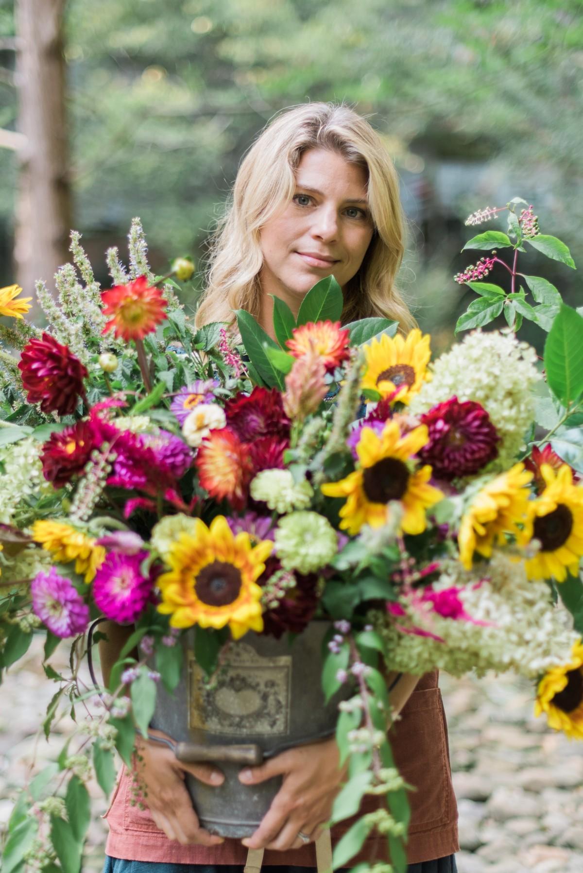 floral designer holly bryan
