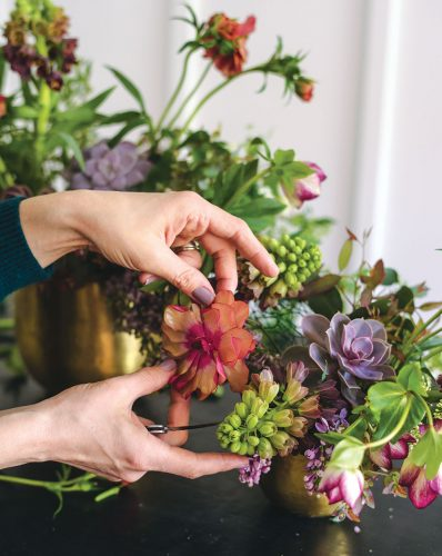 Floral Designers Flower Magazine Home Lifestyle