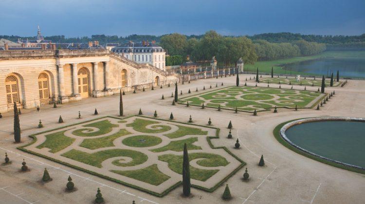 gardens of versailles, orangeries