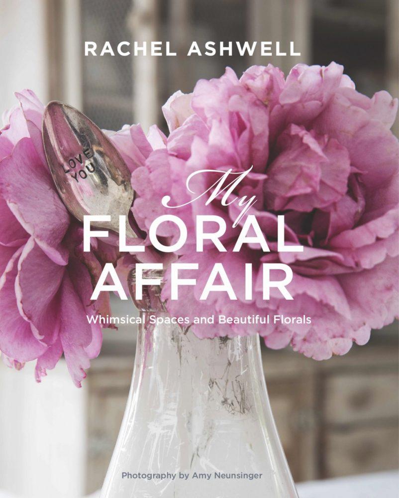 rachel ashwell flower book