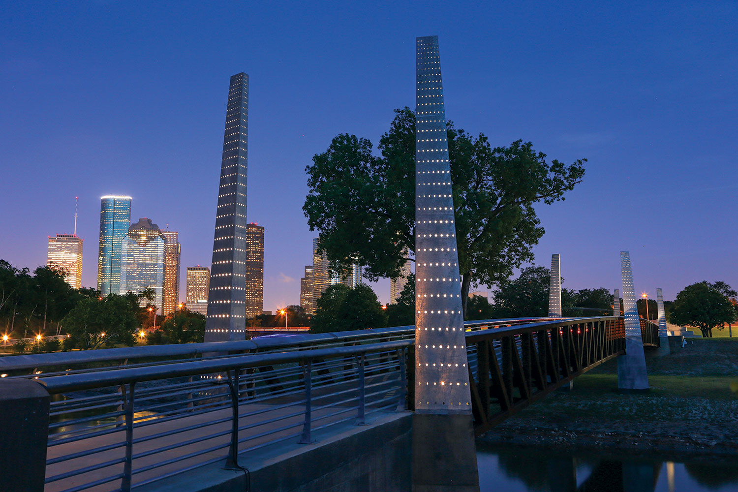 what to see in houston