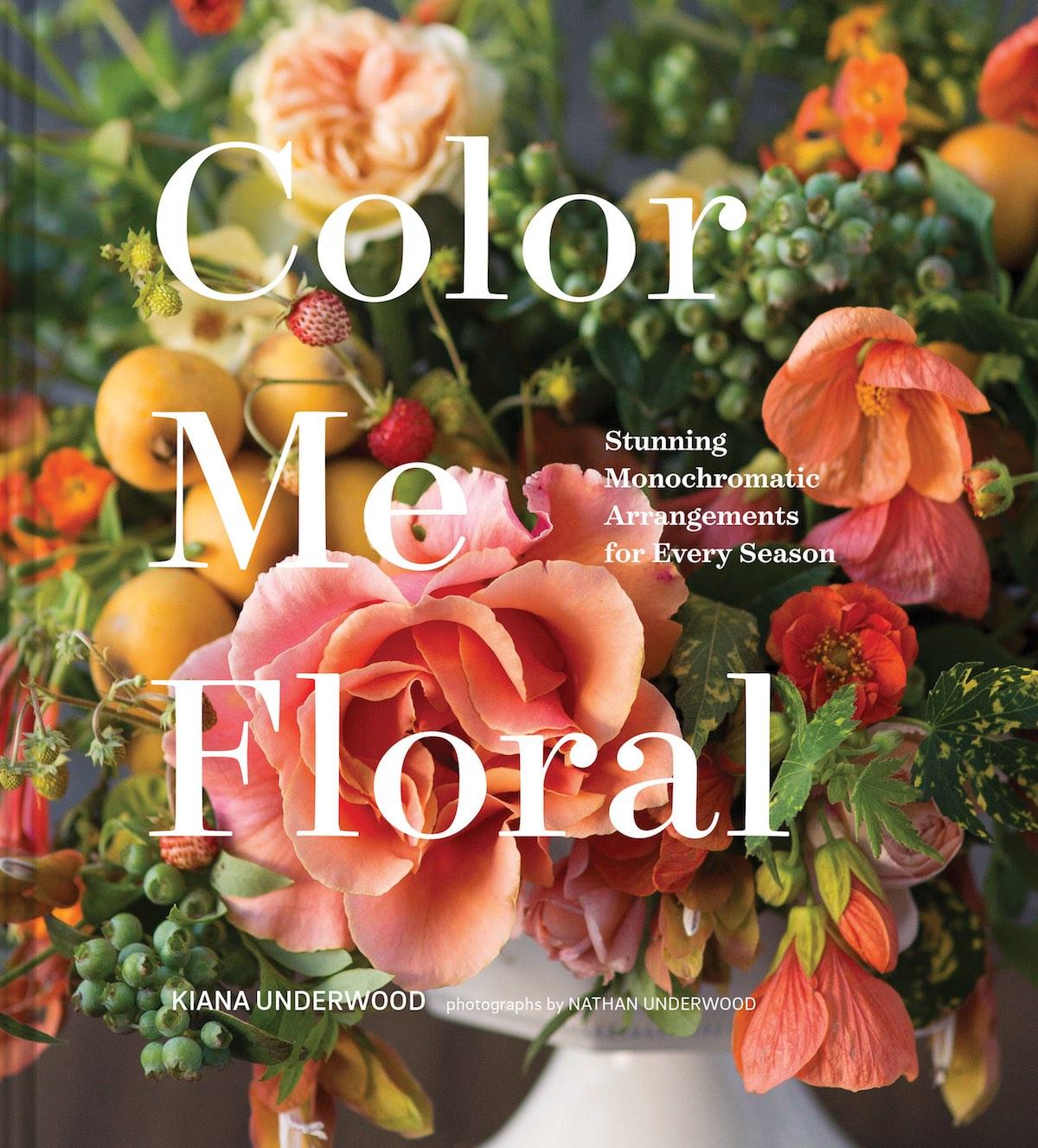 kiana underwood color me floral