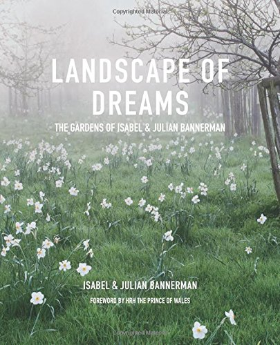 book cover for Landscape of Dreams by Julian and Isabel Bannerman (Pimpernel Press Limited, 2016)