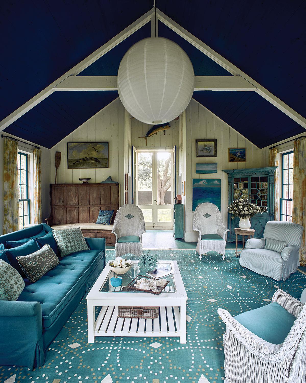Richard Keith Langham pool house