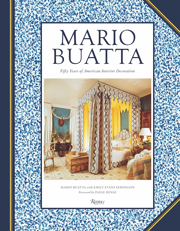 Mario Buatta, Prince of Chintz