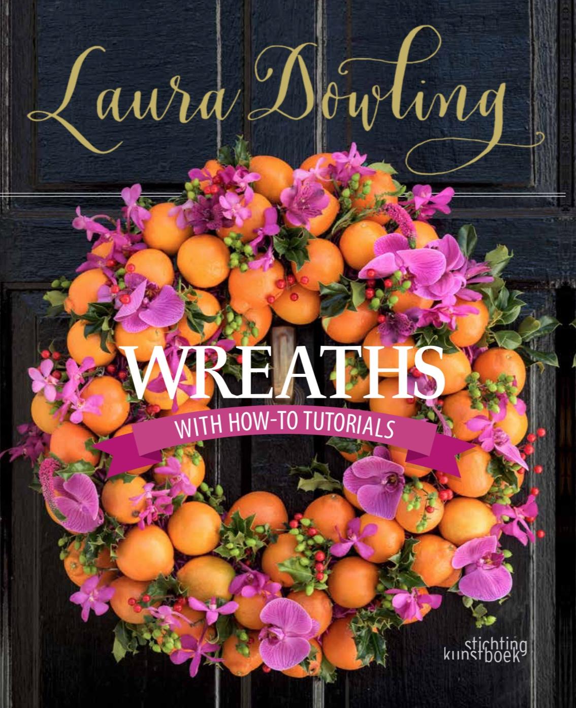 laura dowling wreaths book