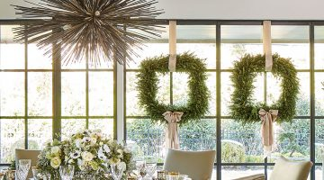 Mila Hirsch Christmas decor