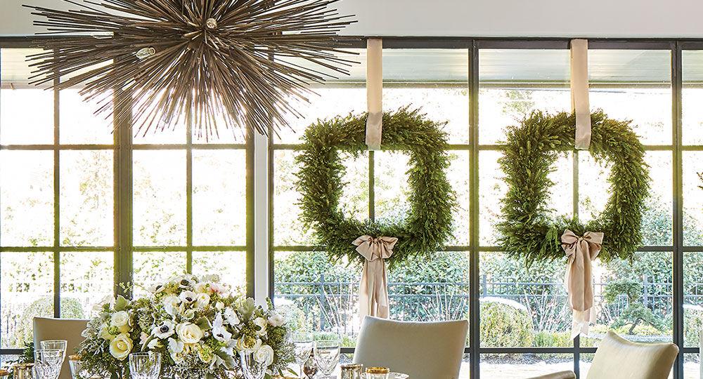 Mila Hirsch Christmas decor