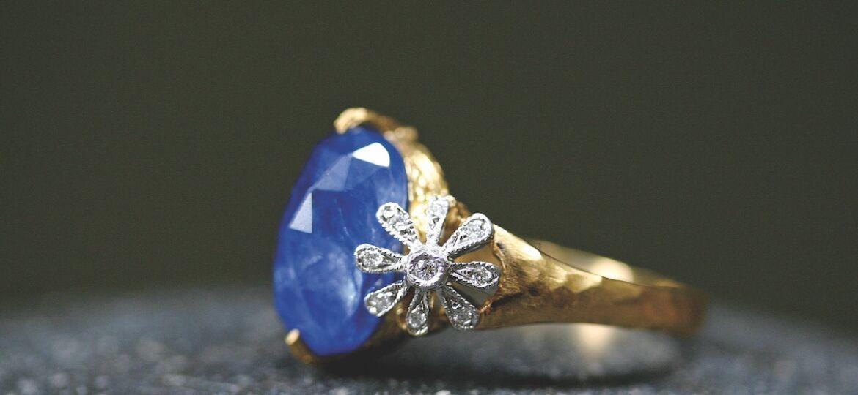 Cathy Waterman jewelry, jewelry designers