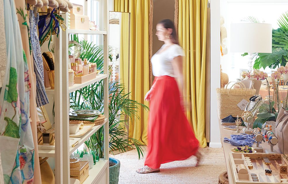 Aerin Lauder, Best Palm Beach Shopping