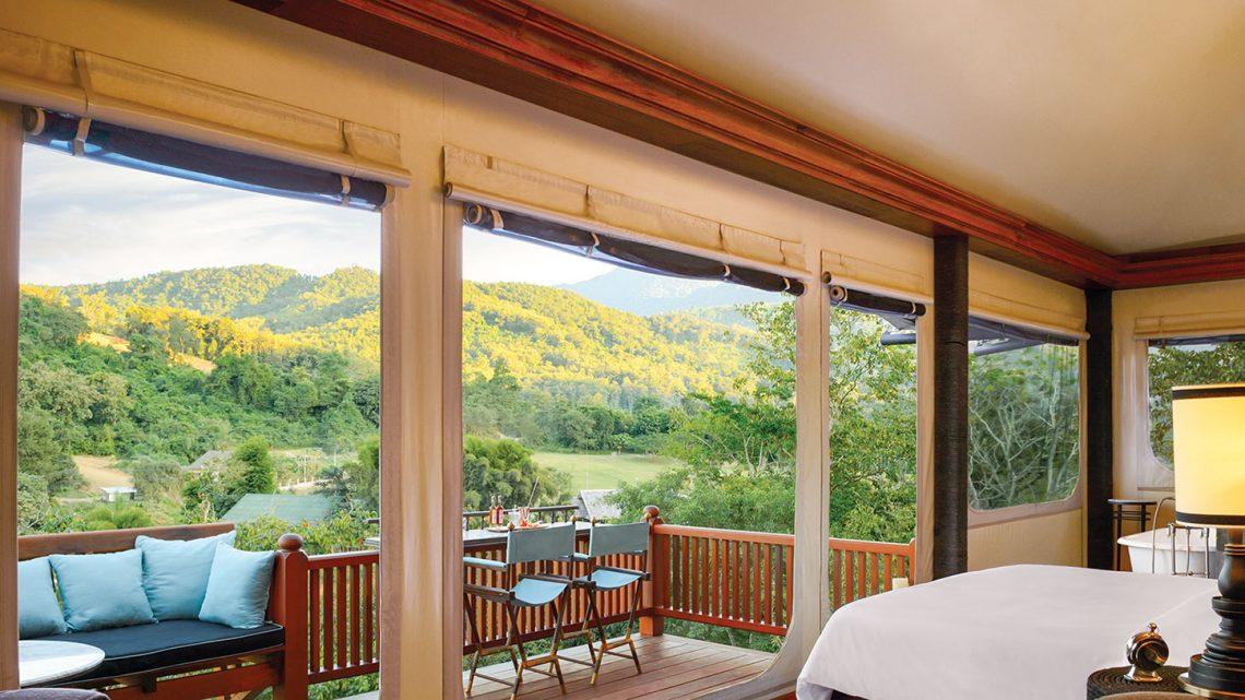Luang Prabang Resort, Hilltop_Tent_002