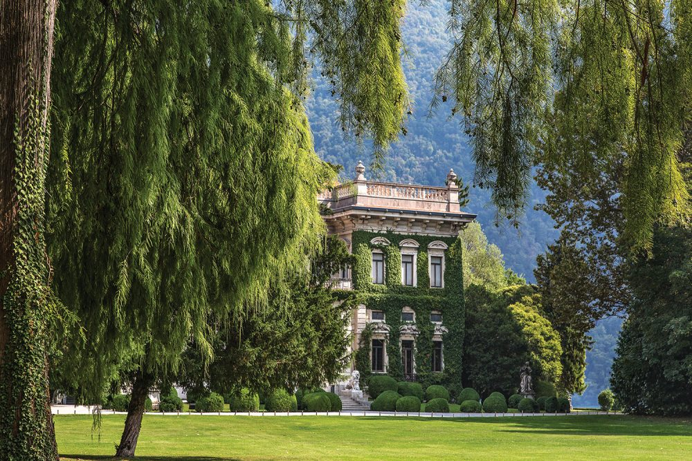 Lake Como Gardens, Villa Erba
