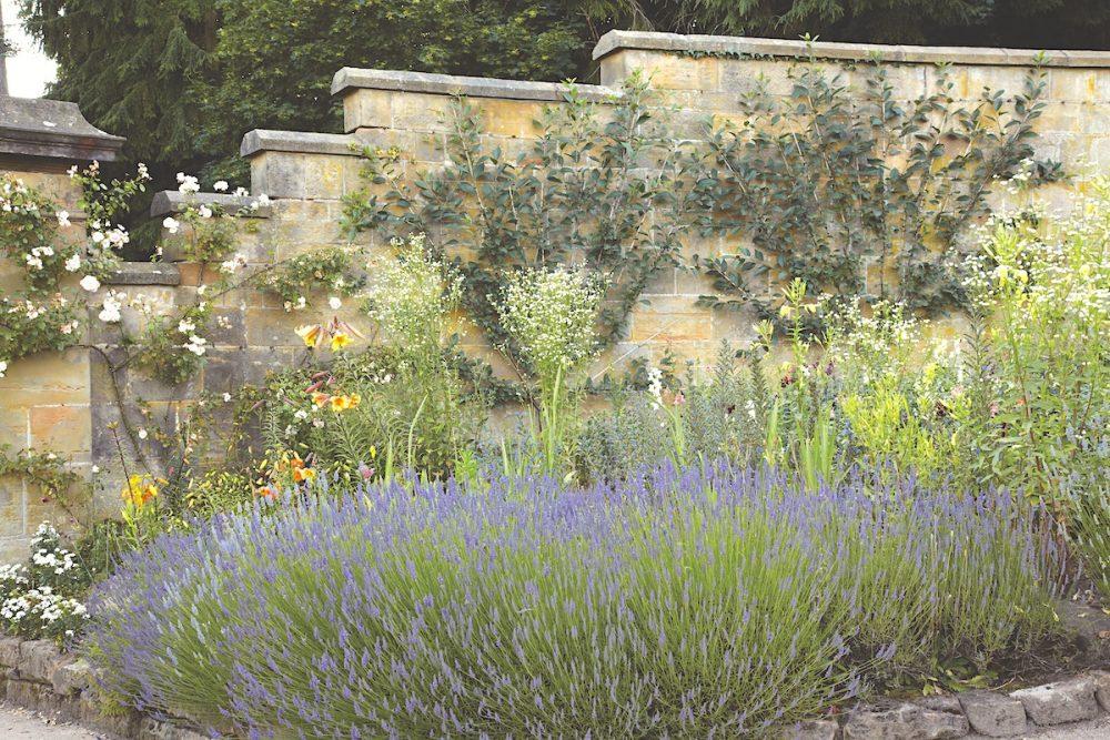 Gravetye Manor, Sussex, UK, Kitchen Garden