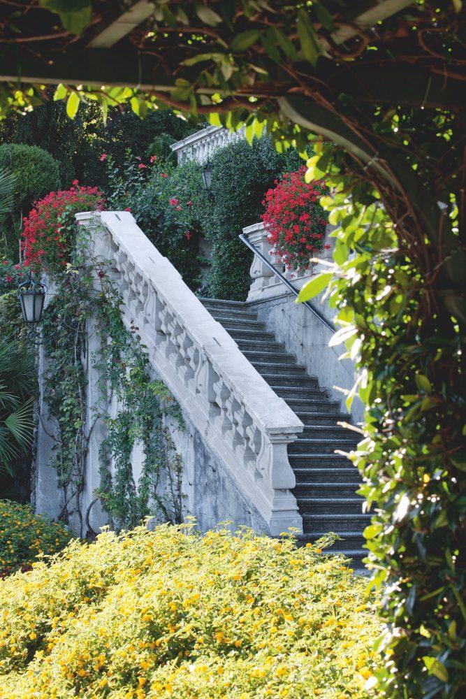 Gardens of Lake Como, Villa Carlotta