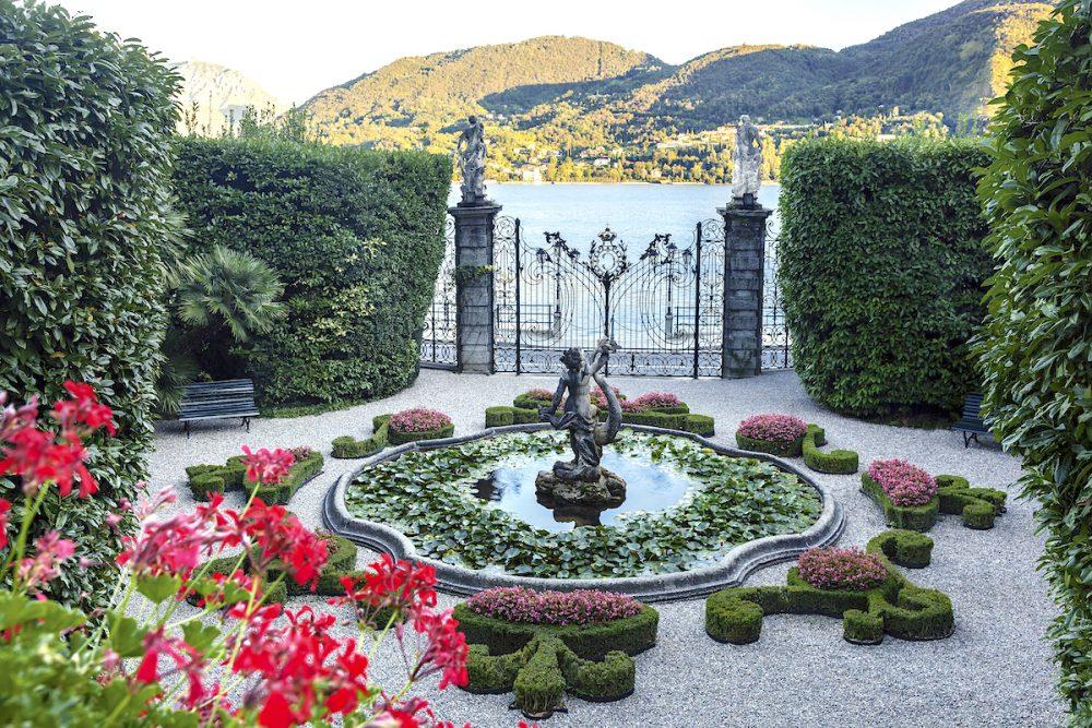 Lake Como Gardens, Villa Carlotta