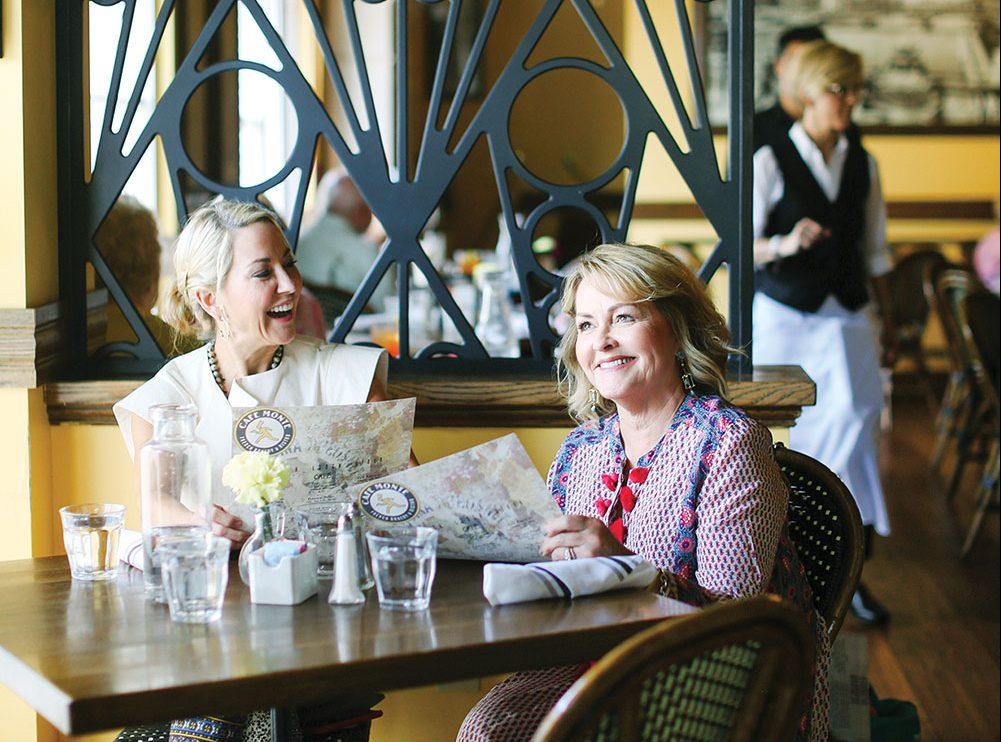 Best restaurants in Charlotte, Cafe Monte