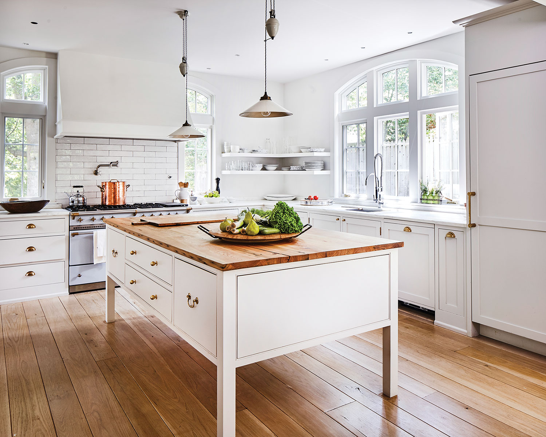 Patty B Driscoll home, kitchen