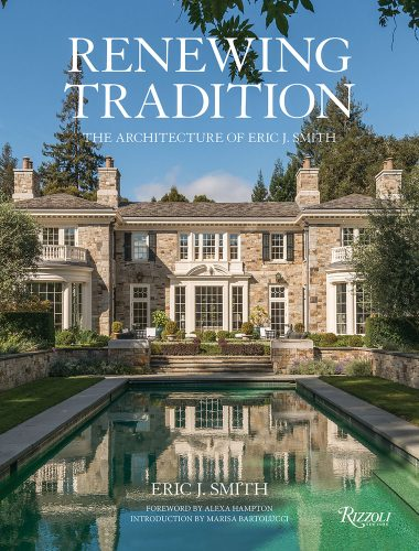 book cover for Renewing Tradition: The Architecture of Eric J. Smith
